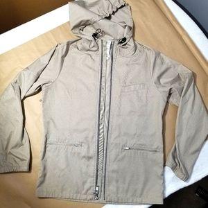 Lululemon Jacket, EUC, taupe checked